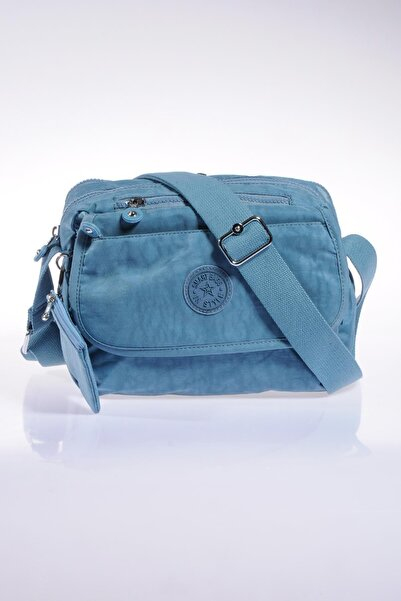 SMART BAGS 1172 Kadın Buz Mavi Sırt Çantası