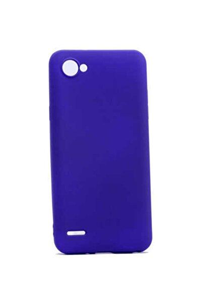 LG Q6 Kılıf Ultra Ince Renkli Dayanıklı Silikon Premier Model