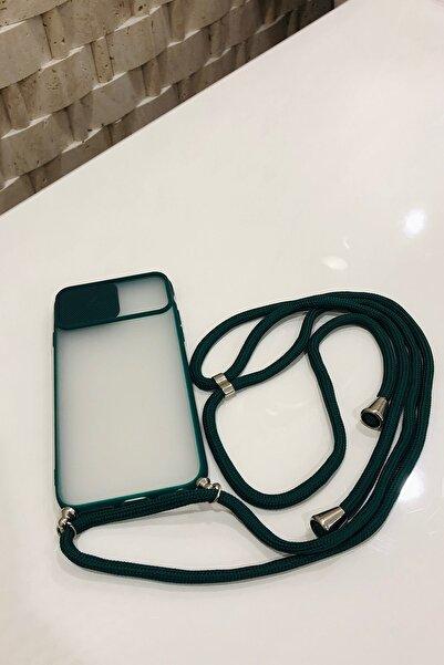 Nomek Gncstore Xiomi Note8 Kamera Korumalı Ipli Telefon Kılıfı