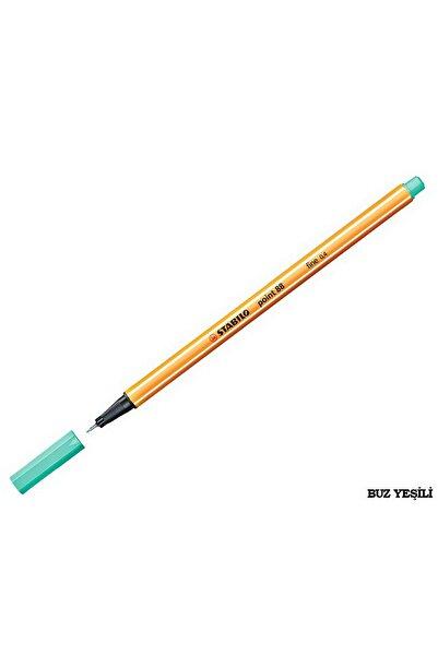 Stabilo Point 88 Ince Uçlu Kalem 0.4 Mm Buz Yeşili