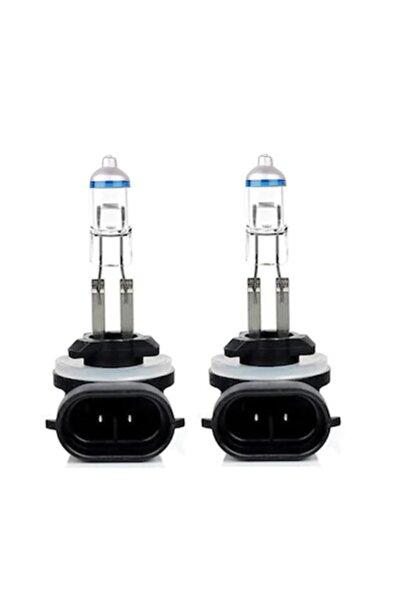 FEMEX 12v H27 %100 Fazla Işık %30 Beyaz Işık Ampul Seti