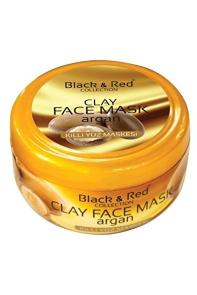 Black Red Black & Red Killi Yüz Maskesi Argan 400gr