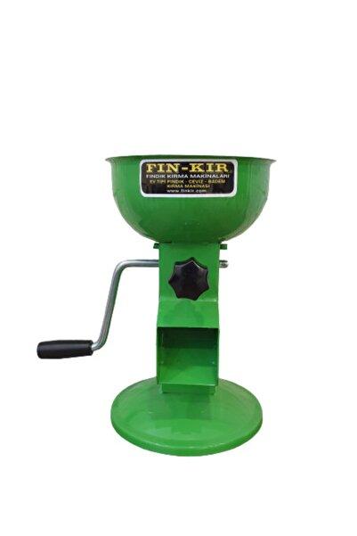 Fınkır Fındık Ceviz Kırma Makinesi Yeşil
