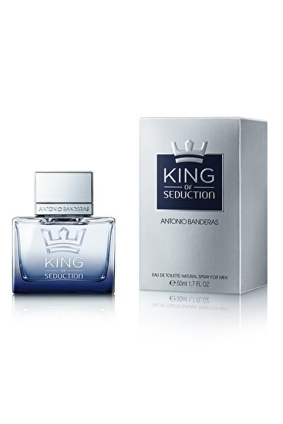 Antonio  Banderas King Of Seduction Edt 100 ml Erkek Parfüm 8411061784273