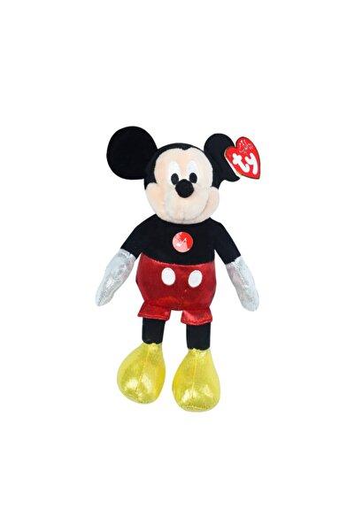 Mickey Mouse Ty Sesli Peluş 15 Cm