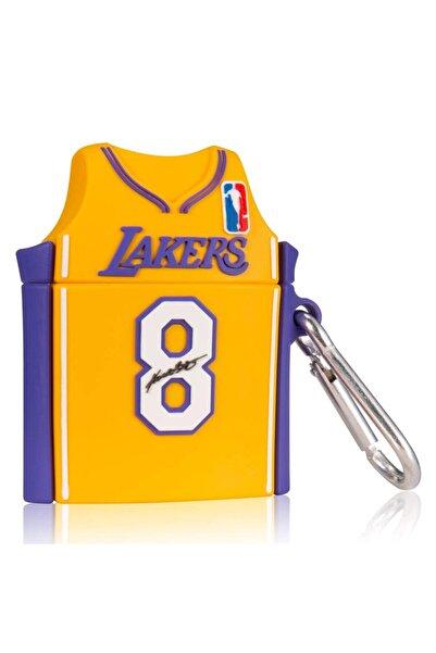 Microsonic Airpods 1. Nesil / 2. Nesil Uyumlu Kılıf Lakers