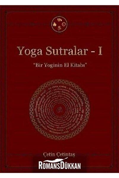 SOKAK KİTAPLARI Yoga Sutralar-1