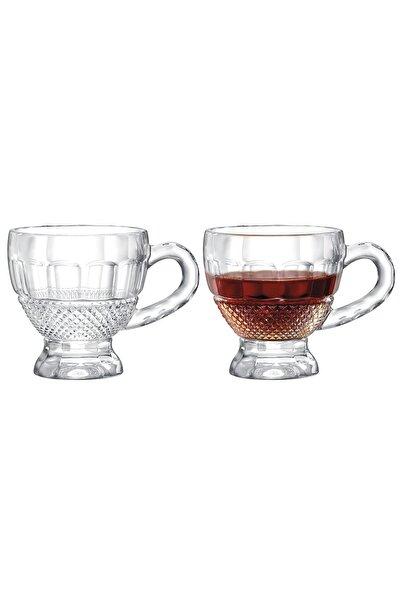 Madame Coco Perren 4'lü Çay Fincanı