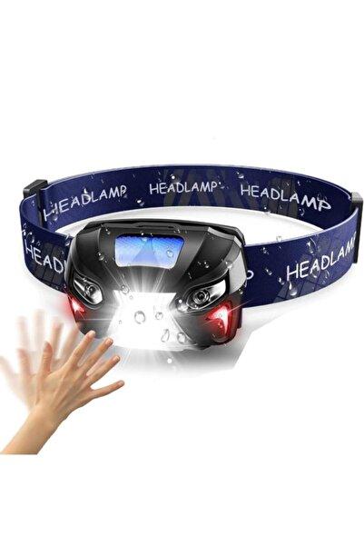 SGE TEKNOLOJİ 7000 Lümen Şarjlı Hareket Sensörlü Kafa Lambası