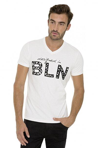 Camp David Erkek T-Shirt CHS-1801-3013_015