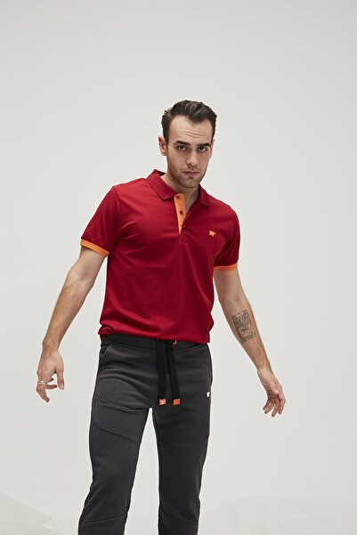 Bad Bear Rım Pıque Polo Red