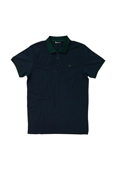 Bad Bear SWITCH PIQUE POLO NAVY