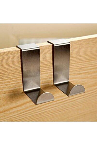 S&D Kapı Arkası Metal Askı 4lü Paket