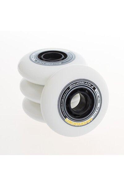 Rollerblade Hydrogen 80/85a Profesyonel Tekerlek Seti Beyaz 4'lü