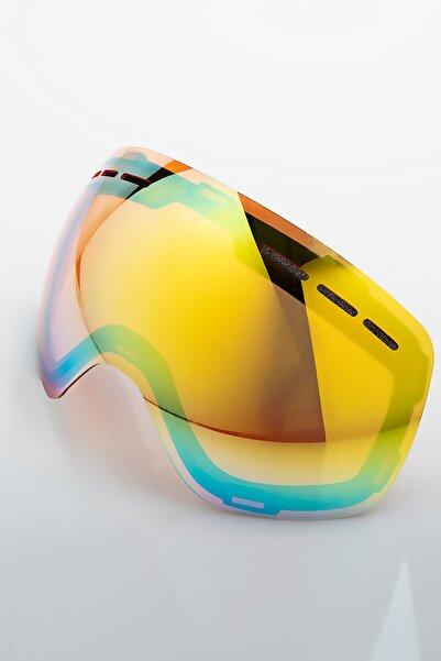YABA Manyetik Kayak & Snowboard Gözlüğü Lensi