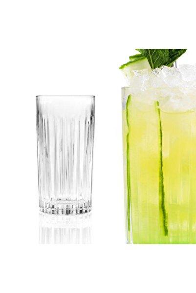 RCR Crystal Uzun Su Ve Meşrubat Bardağı 6'lı