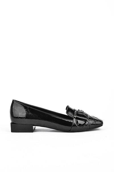Ziya , Kadın Topuklu Ayakkabı 111415 Z314031 Sıyah