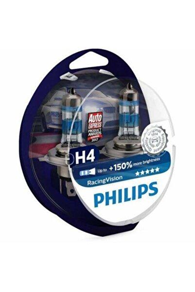 Philips Racing Vision H4 Ampul X-treme +%150 Fazla Işık