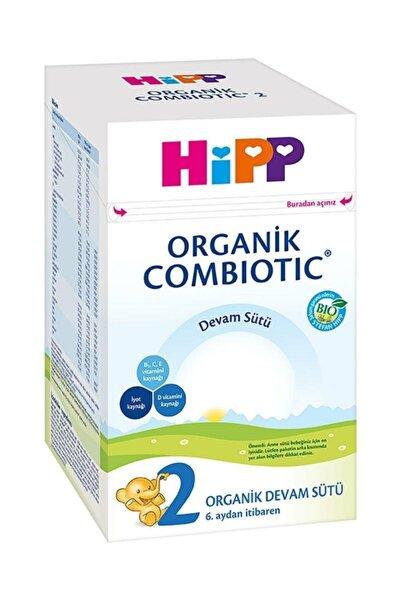 Hipp Boze 2 Organik Combiotic Bebek Sütü 800 Gr