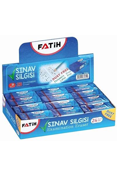 Fatih Fs24/m Mavi Silgi 24 Adet