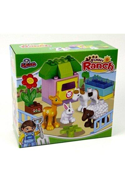 Vardem Duplo Bloklar Çiftlik Seti 1