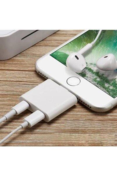 Subzero Iphone 7 8 Plus X Xr Xs Max 12 12pro Ve Pro Maç Kulaklık Şarj Giriş Adaptör Splitter
