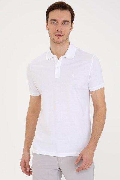 Cacharel Beyaz Erkek T-Shirt G051Sz011.000.1284664