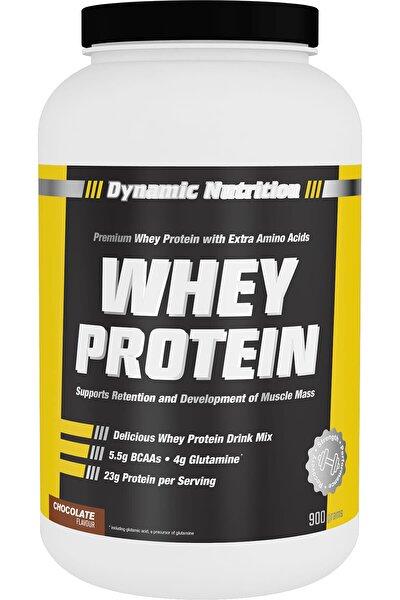 Dynamic Nutrition Dynamic Whey Protein Tozu 900 Gr (çikolata Aromalı)