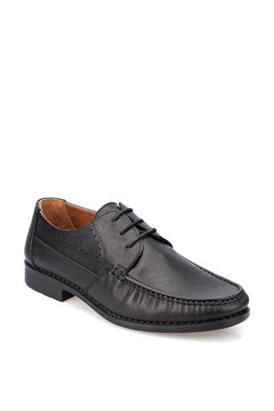 Polaris 5 Nokta 91.108826.M Siyah Erkek Klasik Ayakkabı 100350386