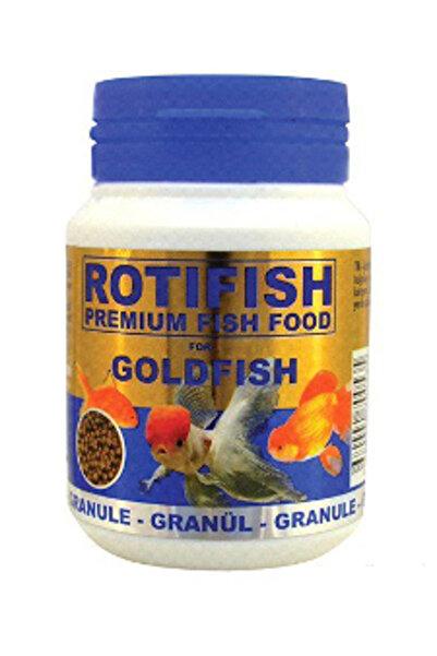 Anka Rotifish Goldfish Japon Balığı Yemi 100ml 40g