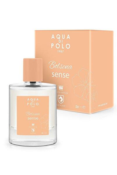 Aqua Di Polo 1987 Bolsena Sense 50 Ml Kadın Edp Apcn000802