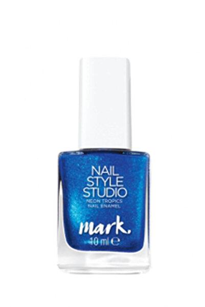 AVON Oje - Mark Neon Tropics 10 ml Electric Blue 5050136972974