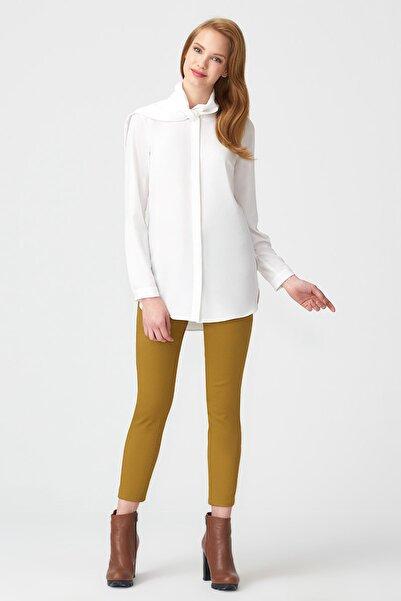 Naramaxx Kadın Yeşil Pantolon 17K11113Y369