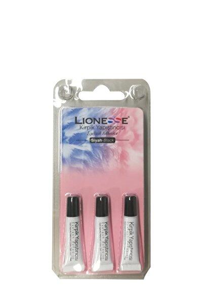 Lionesse Üçlü Kirpik Yapıştırıcısı - Siyah 1 g 8697888019860