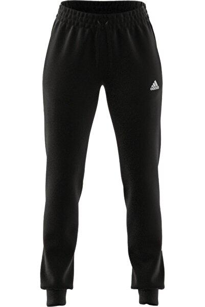 adidas Kadın Siyah Beyaz W Lın Ft C Pt Spor Eşofman Altı