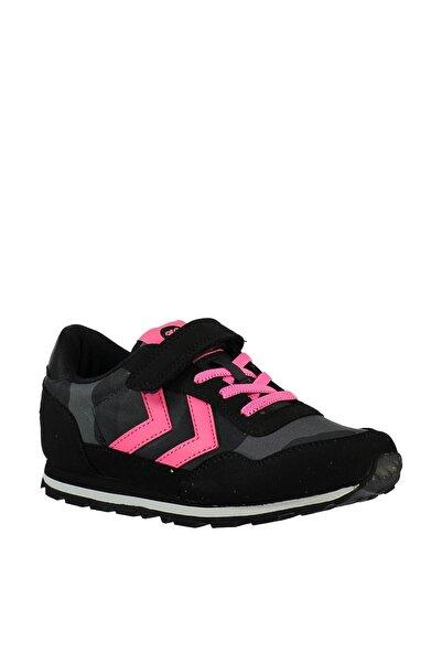 HUMMEL KIDS Siyah Pembe Kız Çocuk Ayakkabı 65172-3193