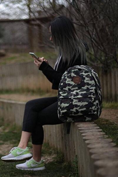 Fudela Unisex Outdoor Backpack Sırt Çantası FE17