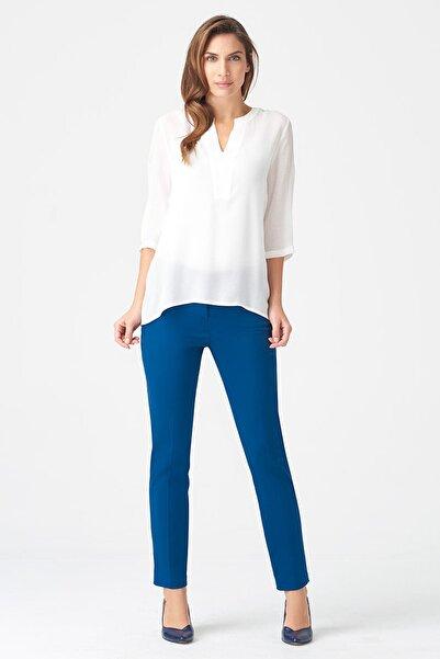 Naramaxx Kadın Beyaz Bluz 17K11118Y906