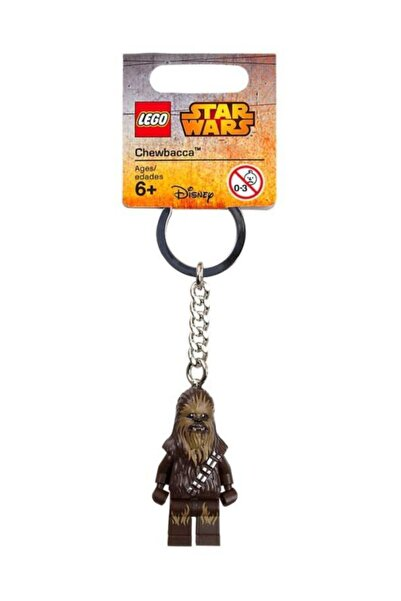 LEGO ® Star Wars 853451 Chewbacca Key Chain /