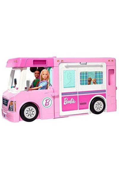 mattel Barbie'nin Üçü Bir Arada Rüya Karavanı Ghl93
