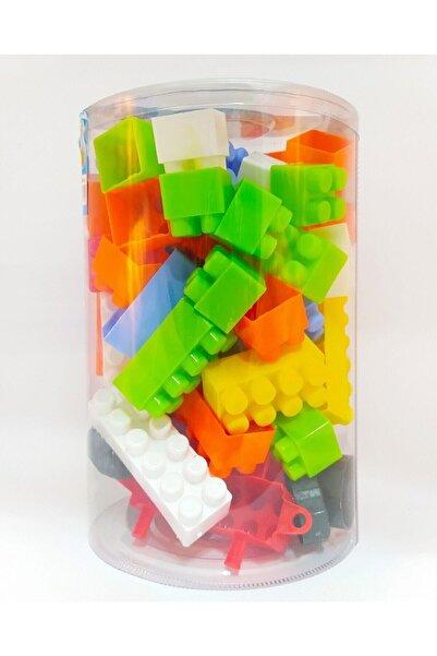 Phigo Ev ve Araba Malzemeli Büyük Lego Seti 72 Parça