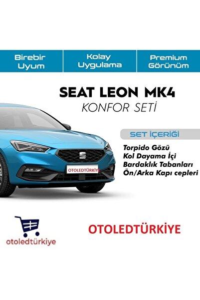 GRAFİCAR Seat Leon Mk4 Iç Konfor Seti 2021+