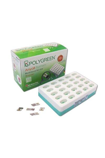 Polygreen Kg 5810 Şeker Ölçme Stripi