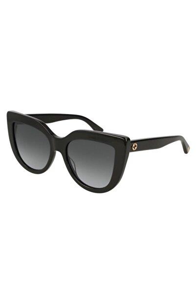Gucci Gg0164s 001 53 18 Guccı Kadın Güneş Gözlüğü
