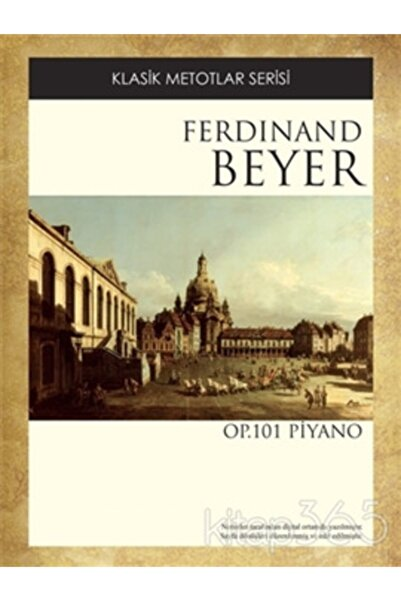 Portemem Ferdinand Beyer Op. 101 Piyano Metodu Tekin Müzik