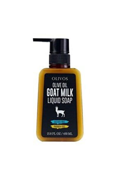 Olıvos - Zeytinyağlı Keçi Sütlü Sıvı Sabun 450ml