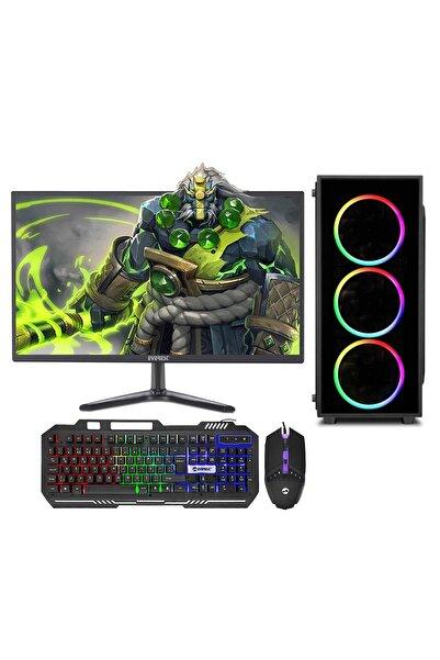 """Zeiron Raider A560 I5-650 8gb 500gb 2gb 18,5"""" Oyuncu Bilgisayarı"""