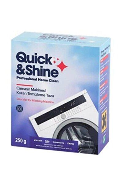 Quick&Shine Camasır Makinesi Kazan Temizleme Tozu