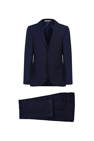 Kiğılı Regular Fit Ekose Takım Elbise