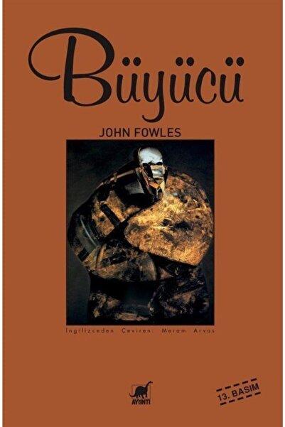 Ayrıntı Yayınları Büyücü John Fowles